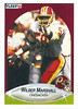 Wilber Marshall 1990 Fleer