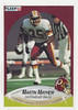 Martin Mayhew 1990 Fleer Update