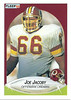 Joe Jacoby 1990 Fleer