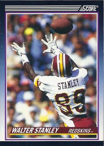 Walter Stanley 1990 Score Supplemental