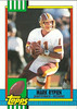 Mark Rypien 1990 Tiffany Topps