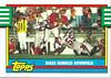 Redskins Team Card 1990 Tiffany Topps