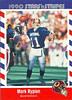 1990 Fleer Stars & Stripes Mark Rypien