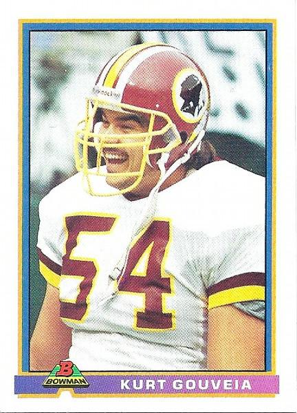 Kurt Gouveia 1991 Bowman