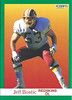 Jeff Bostic 1991 Fleer
