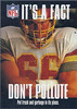 1991 It's A Fact Joe Jacoby