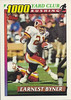1991 Topps 1000 Yd Club Earnest Byner