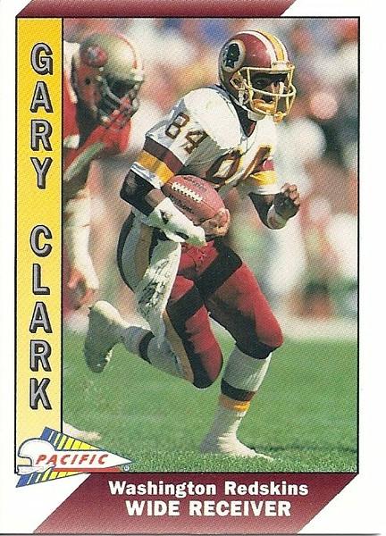 Gary Clark 1991 Pacific