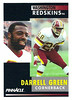 Darrell Green 1991 Pinnacle