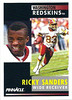 Ricky Sanders 1991 Pinnacle