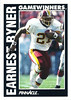 Earnest Byner 1991 Pinnacle GameWinners