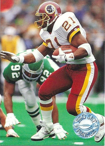 Earnest Byner 1991 Patinum