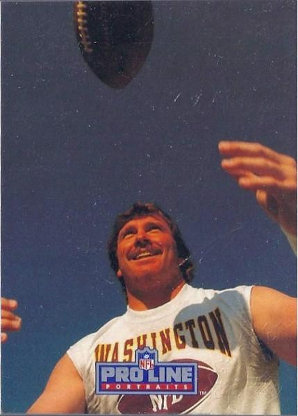 Don Warren 1991 Pro Line Portraits Autographs
