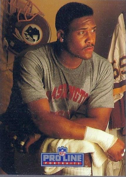 Andre Collins 1991 Pro Line Portraits Autographs