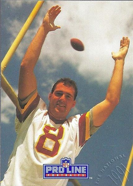Chip Lohmiller 1991 Pro Line Portraits National Convention