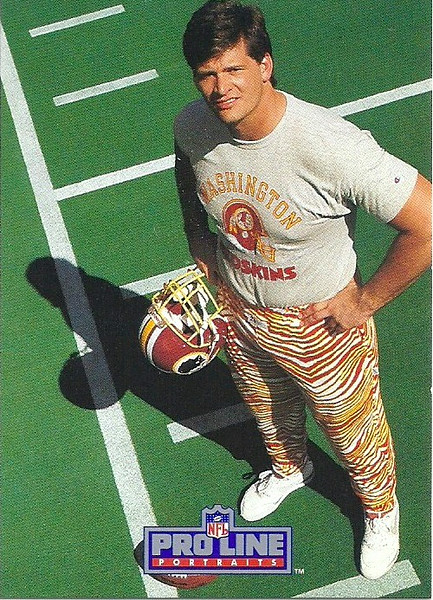 Jim Lachey 1991 ProLine
