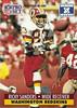 Ricky Sanders 1991 Pro Set Super Bowl XXVI