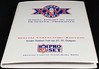 1991 Pro Set Super Bowl XXVI Set Album