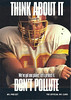 "Joe Jacoby ""Think About It"" 1991 Pro Set"