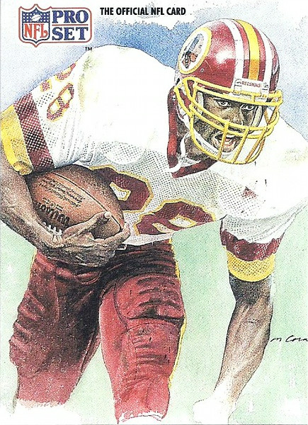 Darrell Green Pro Bowl 1991 Pro Set