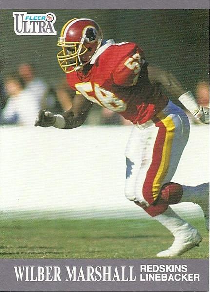 Wilber Marshall 1991 Ultra