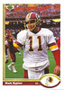Mark Rypien 1991 Upper Deck