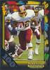 Ricky Ervins 1991 Wild Card 100 Stripe
