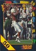 Keith Cash 1991 Wild Card Draft 50 Stripe