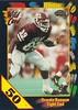 Dennis Ransom 1991 Wild Card Draft 50 Stripe