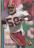 Wilber Marshall 1992 Action Packed All-Madden Team 24K Gold