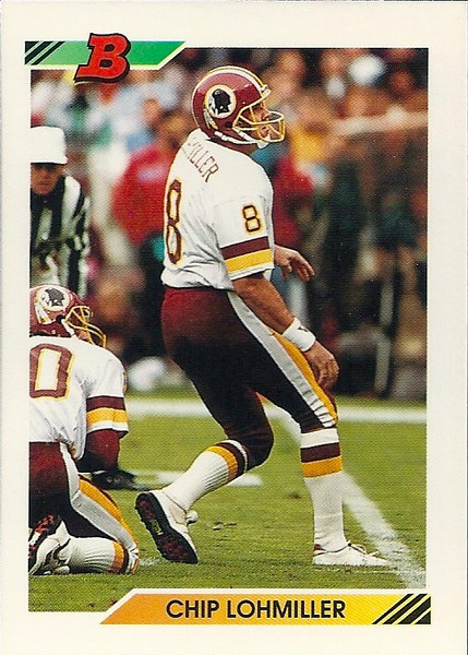 Chip Lohmiller 1992 Bowman