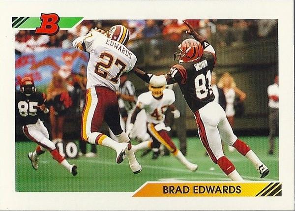 Brad Edwards 1992 Bowman