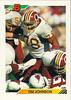 Tim Johnson 1992 Bowman