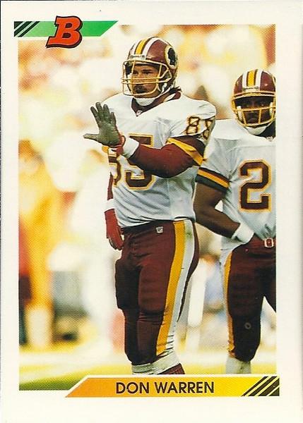 Don Warren 1992 Bowman