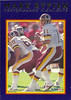 #11 1992 Fleer Mark Rypien Highlights