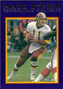 #08 1992 Fleer Mark Rypien Highlights