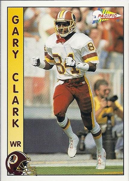 Gary Clark 1992 Pacific