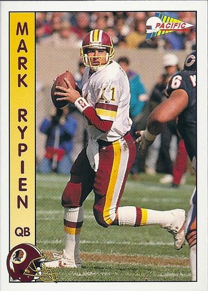 Mark Rypien 1992 Pacific