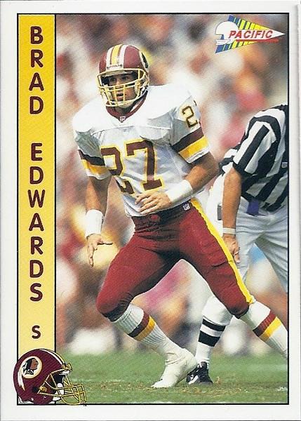 Brad Edwards 1992 Pacific