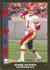 Mark Rypien 1992 Pacific Picks The Pros Gold