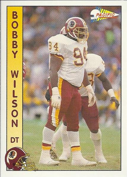 Bobby Wilson 1992 Pacific