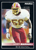 Wilber Marshall 1992 Pinnacle