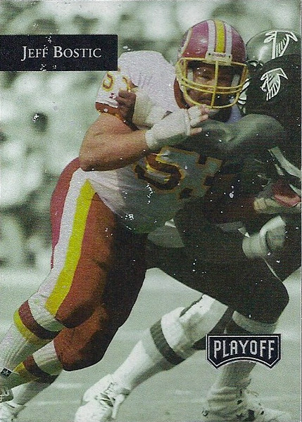 Jeff Bostic 1992 Playoff