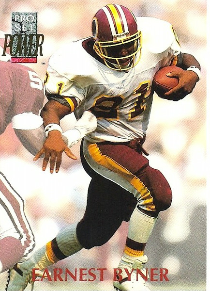 Earnest Byner 1992 Power