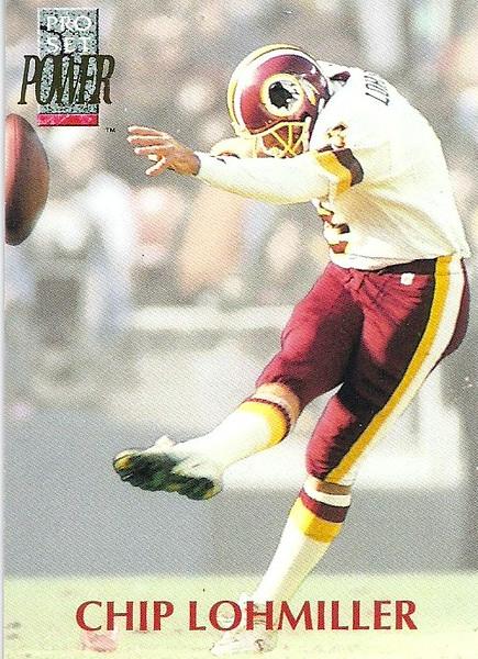 Chip Lohmiller 1992 Power