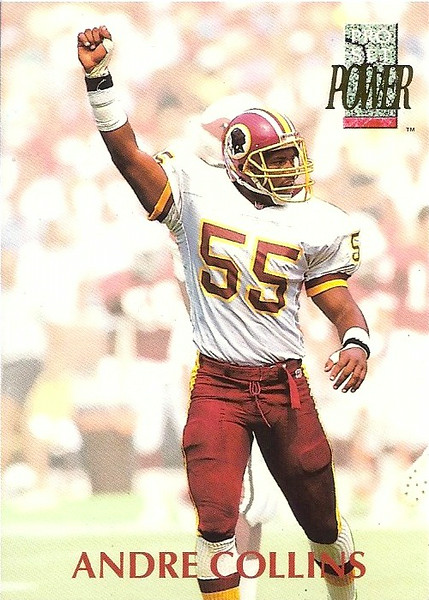 Andre Collins 1992 Power