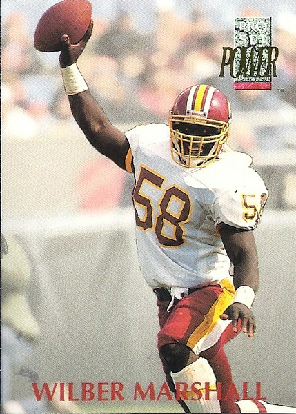 Wilber Marshall 1992 Power