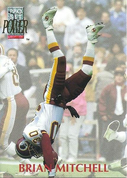 Brian Mitchell 1992 Power