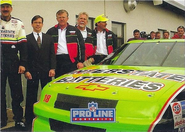 Joe Gibbs Racing 1992 Pro Line Portraits