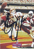 #3 Gary Clark 1992 Pro Line Profiles Autographs